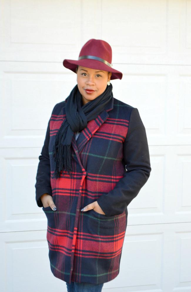 gap wool coat hat 2