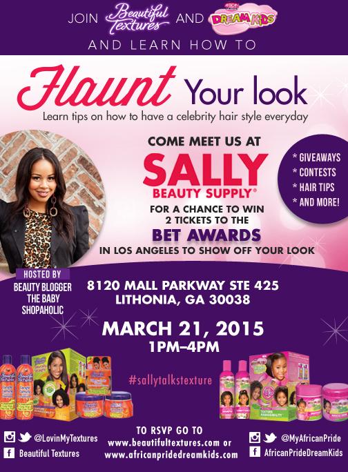 Sally Social Media Flyer-TheBabyShopaholic