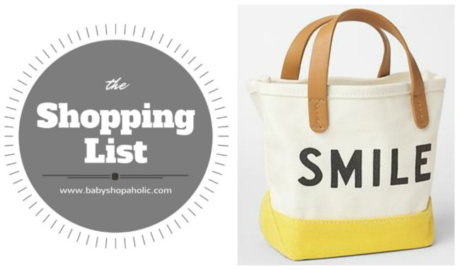 Spring shopping list 2