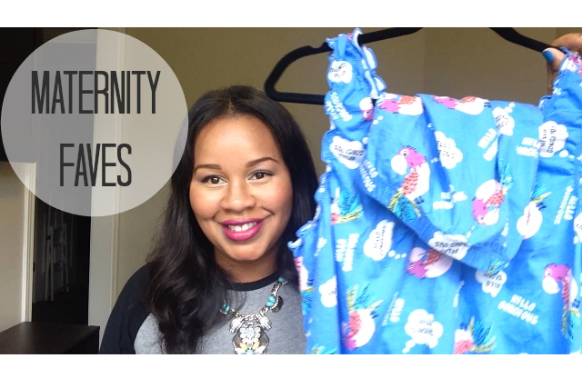maternity faves