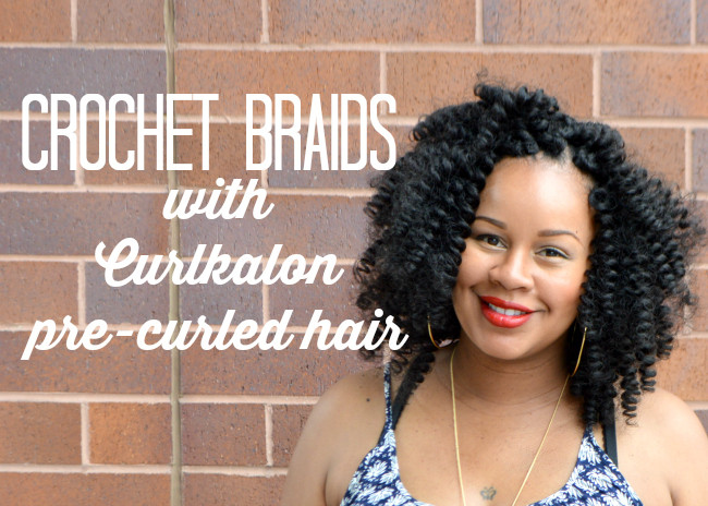 Crochet Braids You Can Swim In : New Hair: Curkalon Crochet Braids + Video of Install