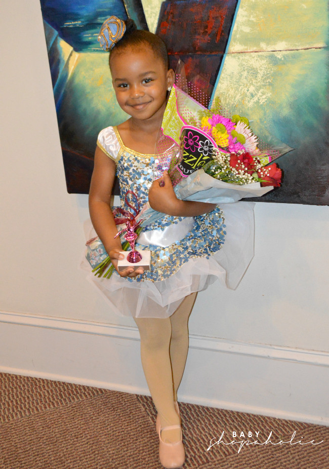 Peyton S 1st Dance Recital And Video