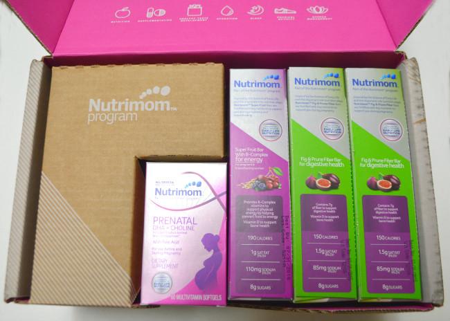 nutrimom box 2