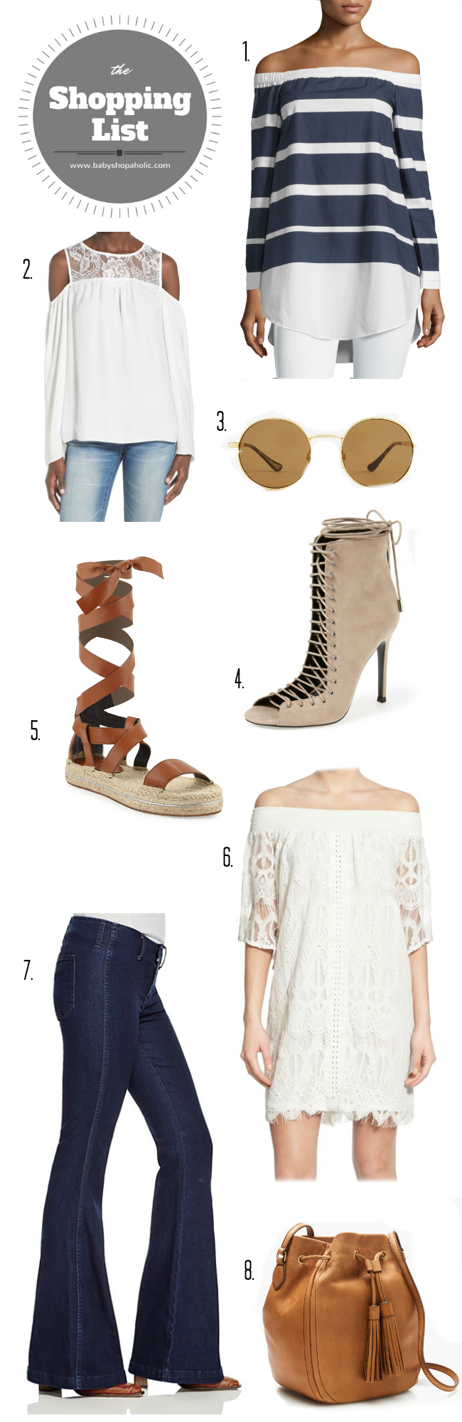 Spring trends for mom 1