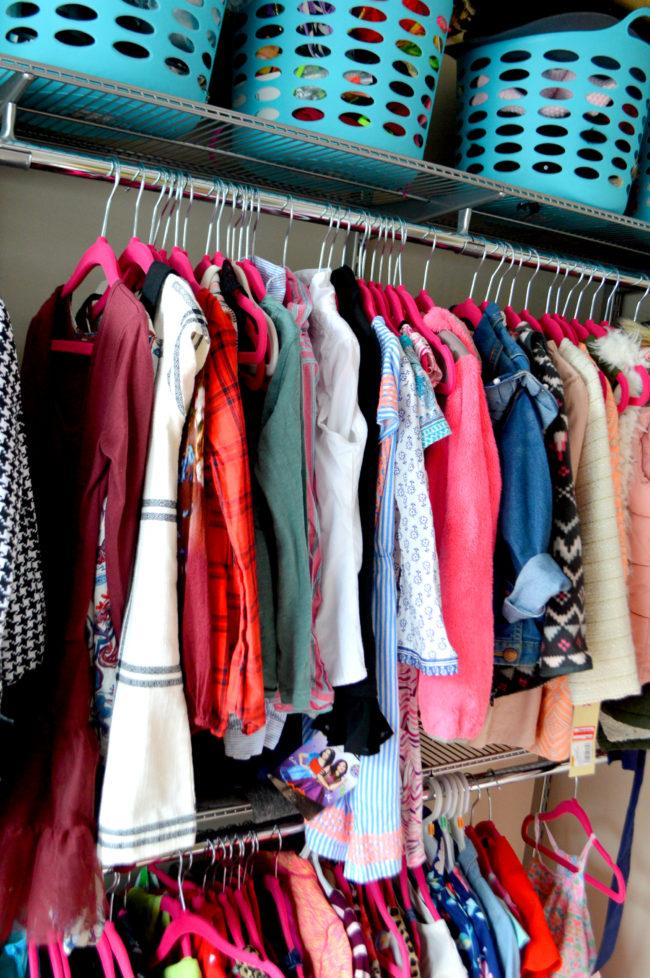 BTS closet