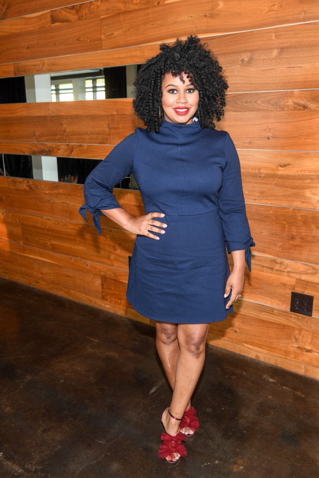 ATLANTA, GA - SEPTEMBER 15: Trina Small attends ESSENCE And Johnson & Johnson's Path To Power at Ventanas on September 15, 2016 in Atlanta, Georgia. (Photo by Paras Griffin/Getty Images for Essence)